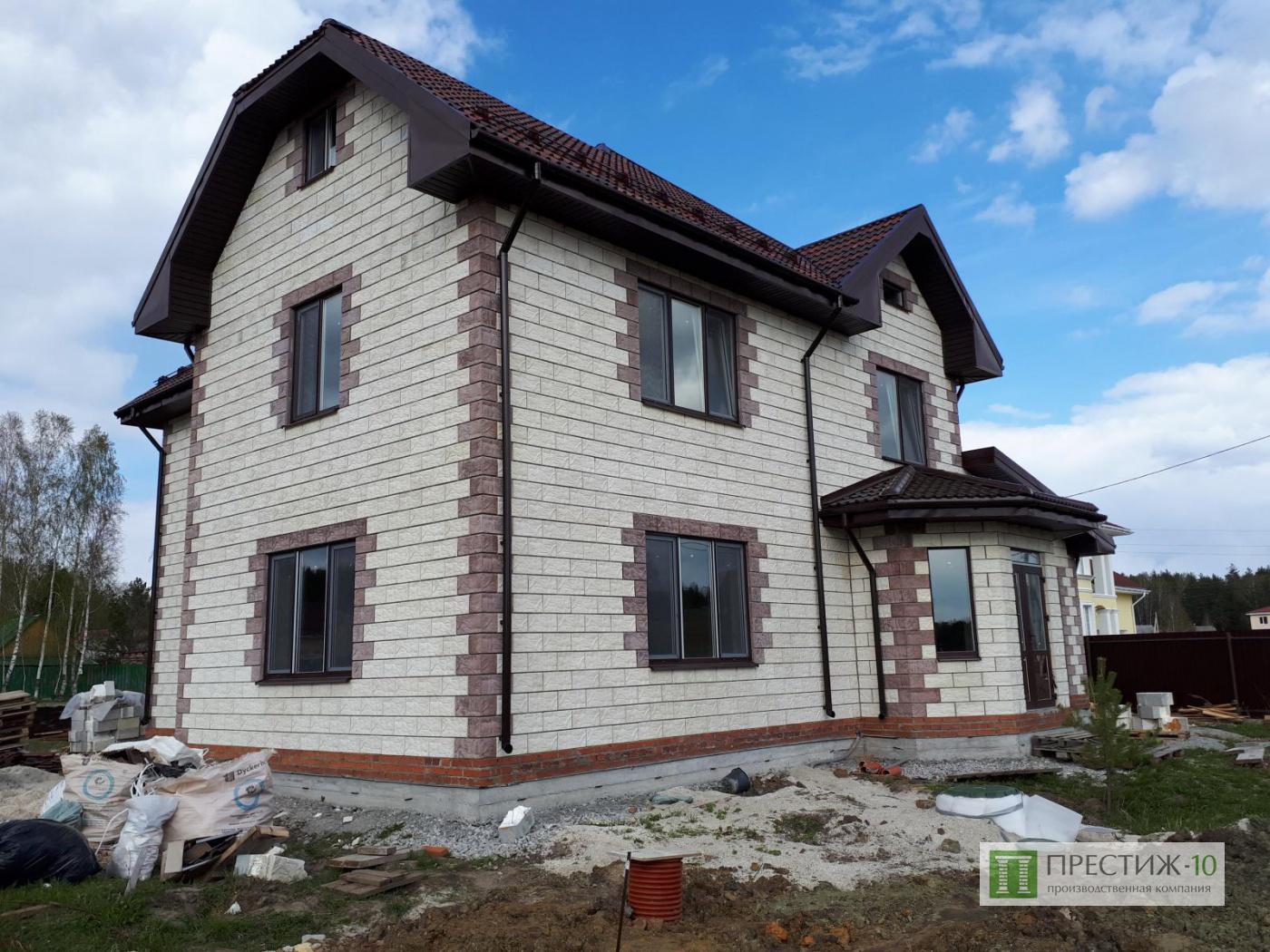 дом из теплостена фото редкие